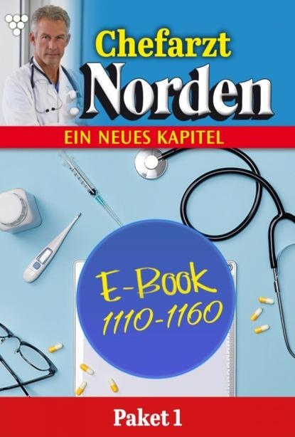 Chefarzt Dr. Norden Paket 1 – Arztroman