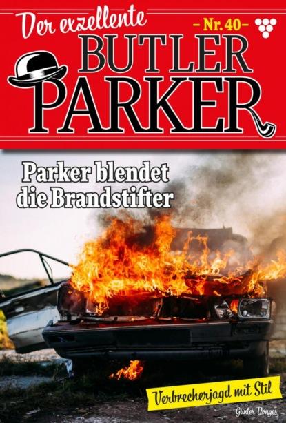 Der exzellente Butler Parker 40 – Kriminalroman