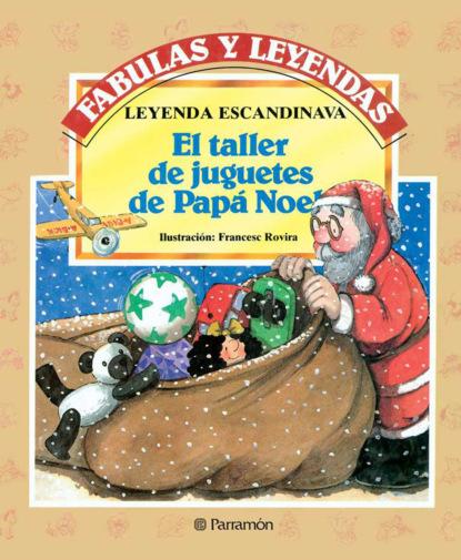 Фото - Leyenda Escandinava El taller de juguetes de Papá Noel chants de noel