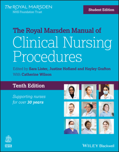 Фото - Группа авторов The Royal Marsden Manual of Clinical Nursing Procedures, Student Edition группа авторов manual of environmental microbiology