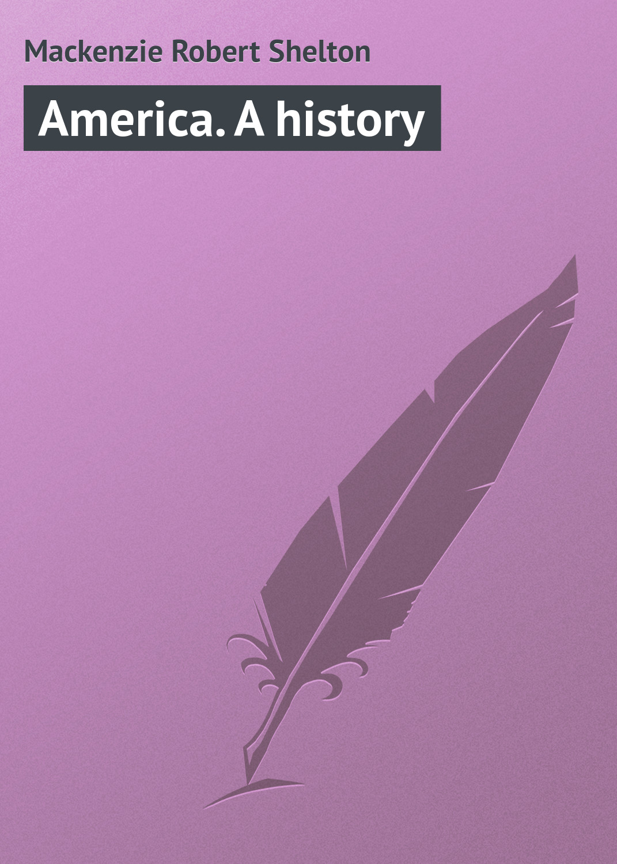 America. A history