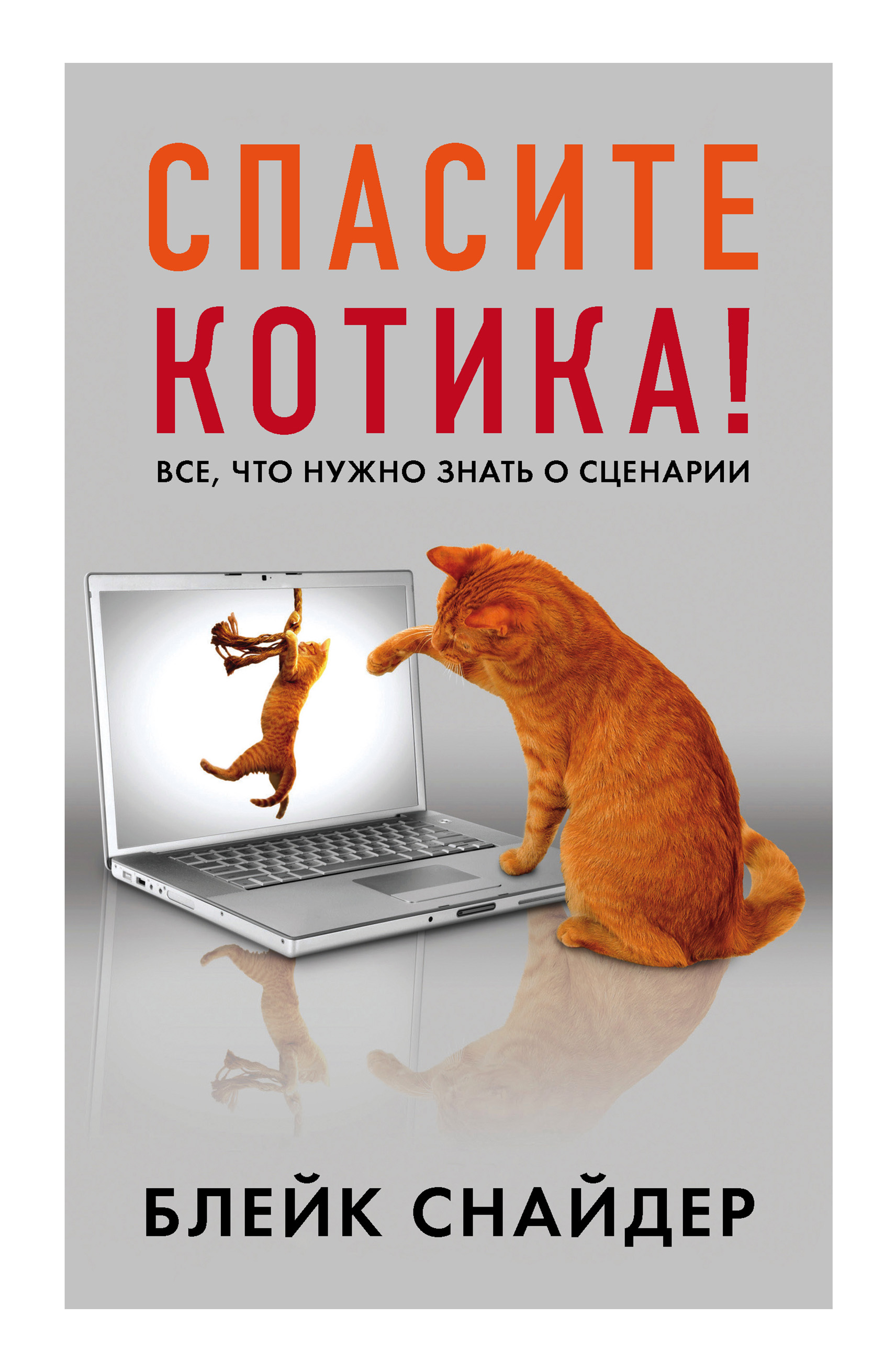 Спасите котика!