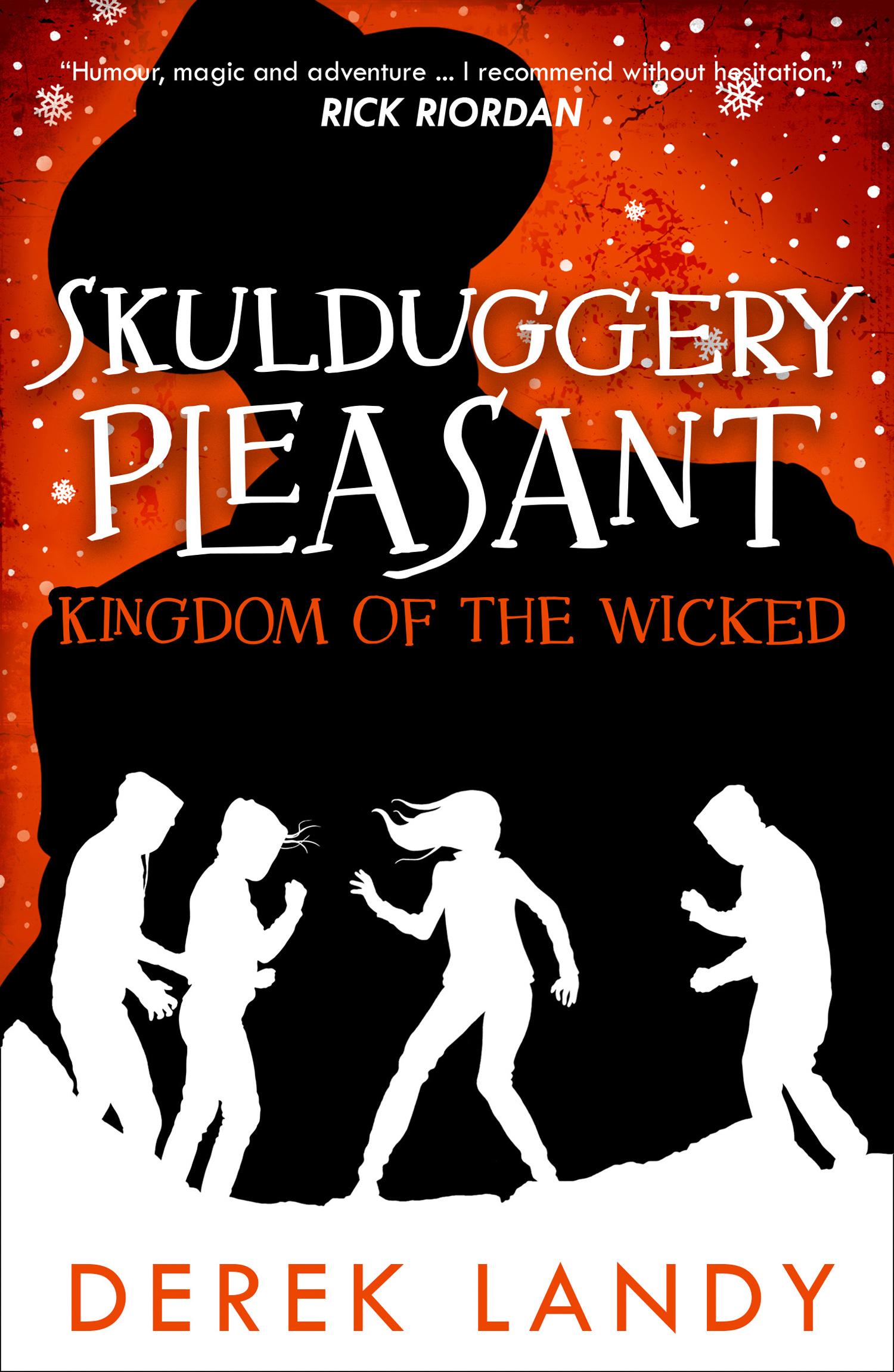 Skulduggery Pleasant Kingdom Of The Wicked Epub