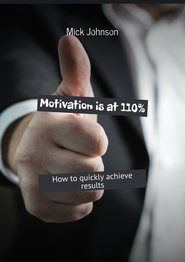 Motivation is at110%. How toquickly achieve results