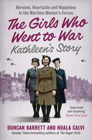 Kathleen's Story: Heroism, heartache and happiness in the wartime women's forces
