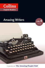 Amazing Writers: B2
