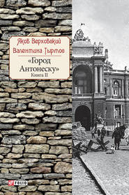 Город Антонеску. Книга 2