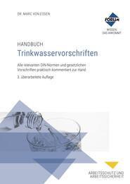 Handbuch Trinkwasservorschriften