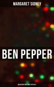 Ben Pepper (Musaicum Christmas Specials)