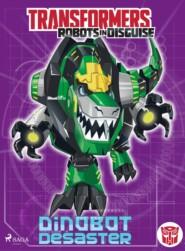 Transformers - Robots in Disguise - Dinobot-Desaster