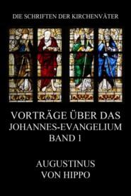 Vorträge über das Johannes-Evangelium, Band 1