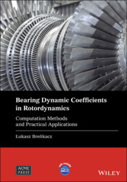 Bearing Dynamic Coefficients in Rotordynamics