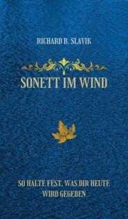 Sonett im Wind