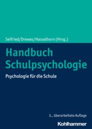 Handbuch Schulpsychologie