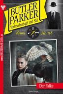 Butler Parker 118 – Kriminalroman