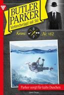 Butler Parker 182 – Kriminalroman