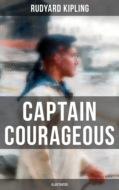 Captain Courageous (Illustrated)
