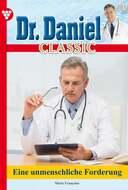 Dr. Daniel Classic 10 – Arztroman