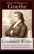 Gesammelte Werke: Dramen, Gedichte, Romane, Novellen, Essays, Autobiografische Schriften