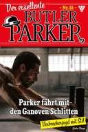 Der exzellente Butler Parker 18 – Kriminalroman
