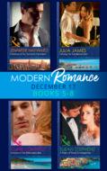 Modern Romance Collection: December Books 5 - 8