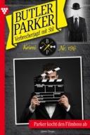 Butler Parker 196 – Kriminalroman