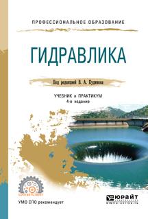 Гидравлика 4-е изд., пер. и доп. Учебник и практикум для СПО