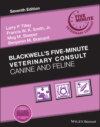 Blackwell\'s Five-Minute Veterinary Consult