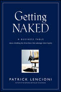 Getting Naked. A Business Fable About Shedding The Three Fears That Sabotage Client Loyalty