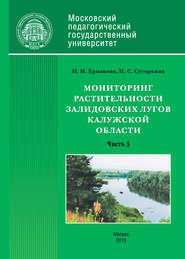 Мониторинг растительности Залидовских лугов Калужской области. Часть 3