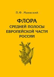 Флора средней полосы европейской части России