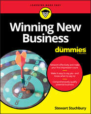 Winning New Business For Dummies