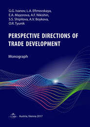 Perspective directions of trade development