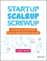 Startup, Scaleup, Screwup