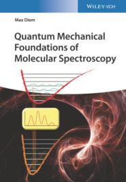 Quantum Mechanical Foundations of Molecular Spectroscopy