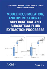 Modeling, Simulation, and Optimization of Supercritical and Subcritical Fluid Extraction Processes