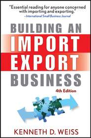 Building an Import \/ Export Business